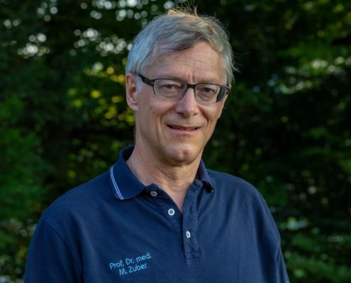 Prof. Dr. med. Michel Zuber